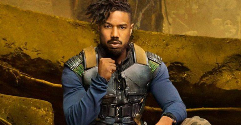 Killmonger Black Panther as Malcolm X Black Revolutionary
