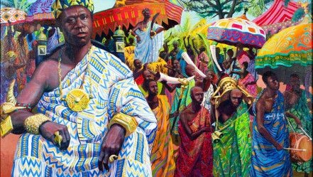 Histroy Of The Black African Kingdom Of Ashanti Asante empire
