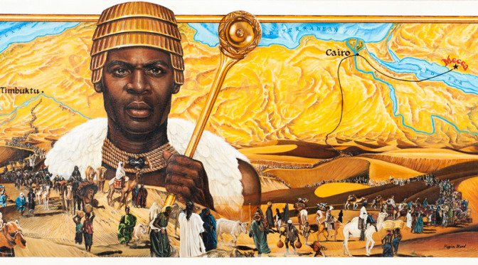 History Of the Songhai Empire of West Africa