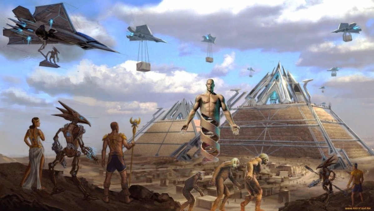 Pseudoarchaeology and the Racism Behind Ancient Aliens Debunked