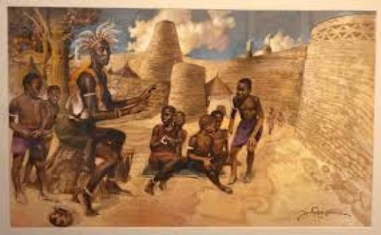 Rise Of Civilization Nile Valley Bantu Culture