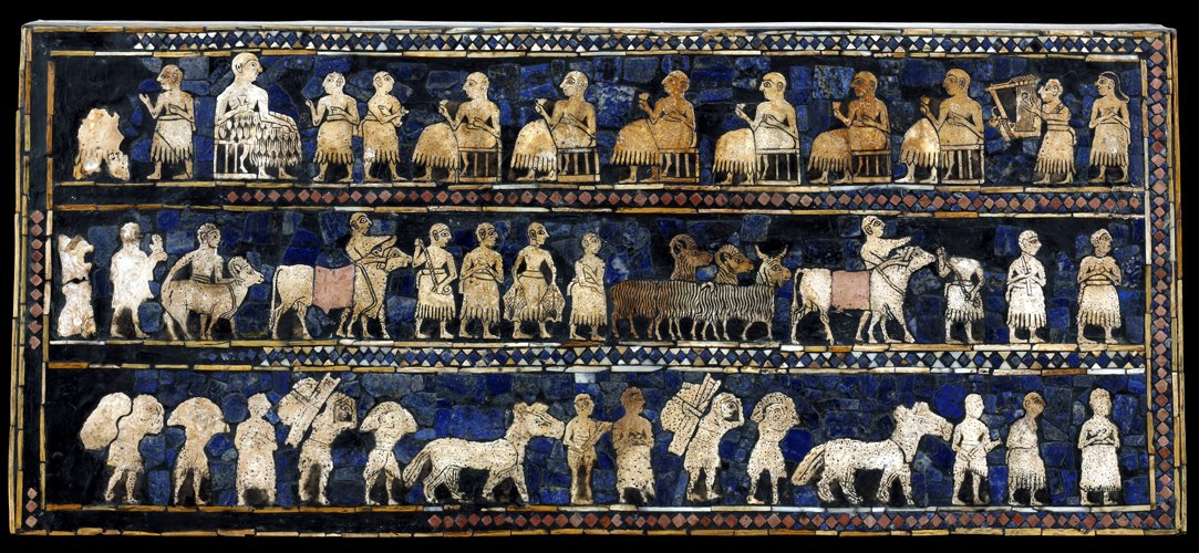 History Of Mesopotamian Political Propaganda Art