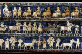 Standard Of Ur Mesopotamia Art Propaganda