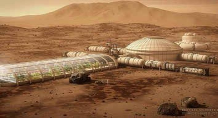 Can Mars Be Colonised By 2024?