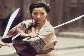 Modern Warrior lady Ninjas Michelle Yeoh