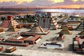 Tenochtitlan Aztec Lost City Of The Gods