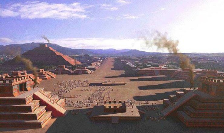 Teotihuacan: Lost Civilization Of The Anunnaki Ancient Alien Gods?