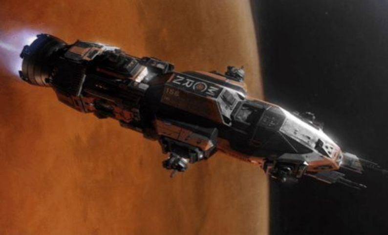 Space Politics In The Expanse