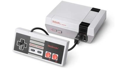 NES-Classic Reissue