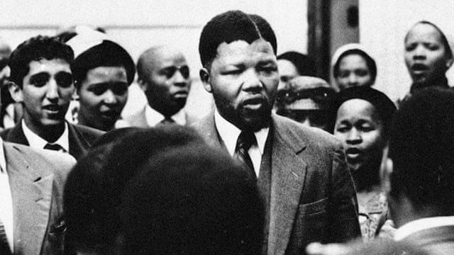 Nelson Mandela Rivonia Trial Speech