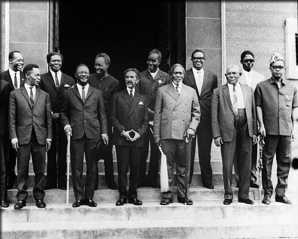 The Organisation of African Unity (OAU) Charter