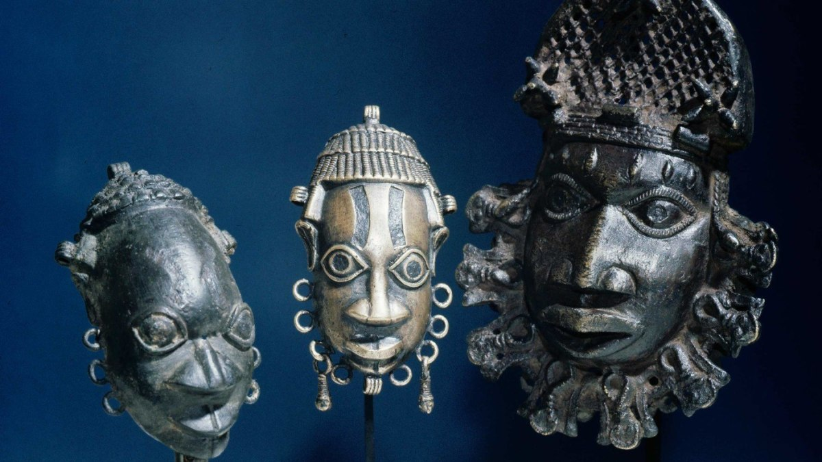 The Missing Bronzes Of Benin