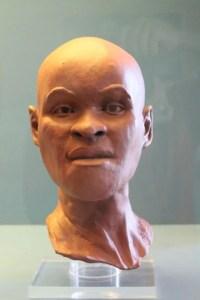 Olmec Black African American Aborigines