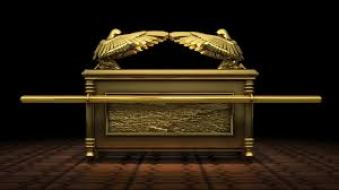 Masonic ancient symbol ark of the covenant