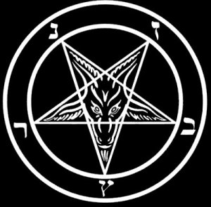 inverted pentagram ancient occult symbols