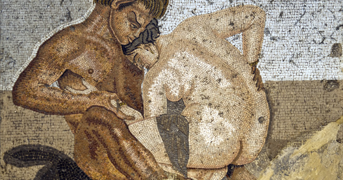 History Of Erotica (Part 1): The Ancient World