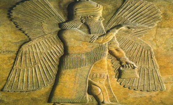 Inside The Anunnaki Handbag