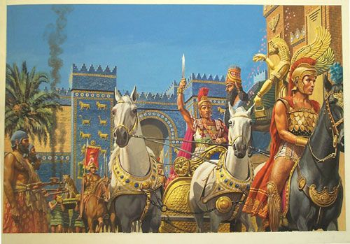 Rise Of Civilization: Ancient Babylon