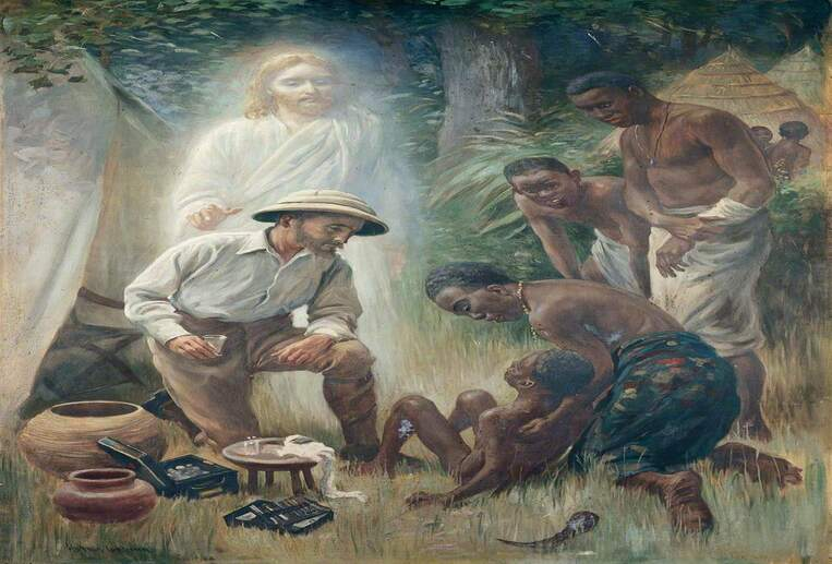 Christianity and the Colonization Of Africa