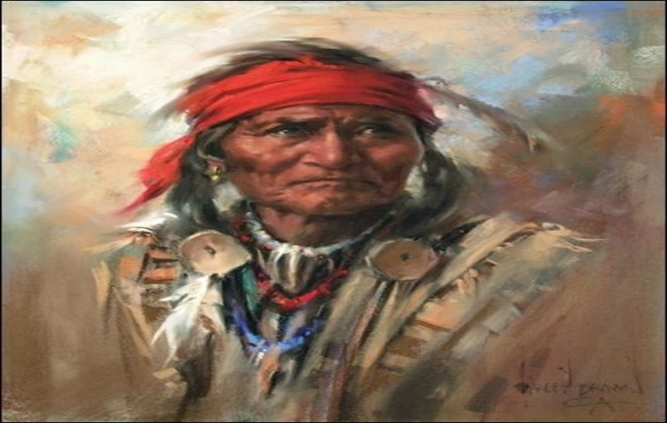 The Legend Of Geronimo