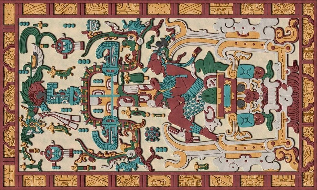 King Pakal: The Palenque Astronaut