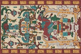 The Palenque Astronaut