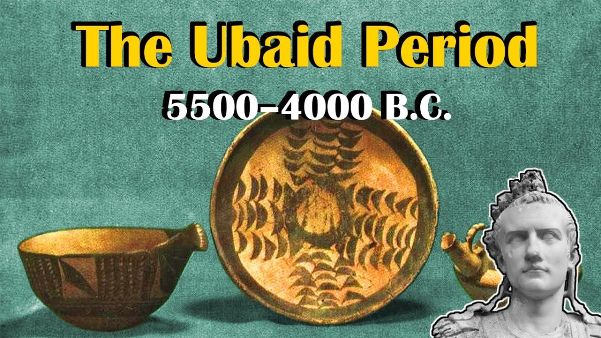 Origins Of Civilization: Ubaid Period