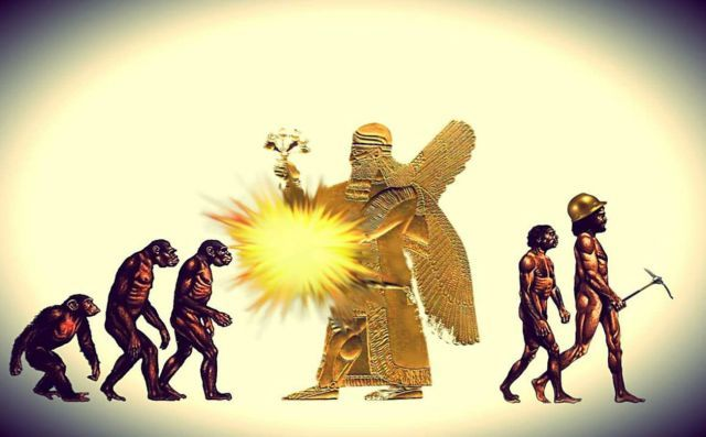 Anunnaki Ancient Aliens In The Bible & World History