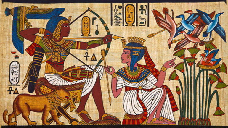 History Of The Dynasties Of Ancient Egypt