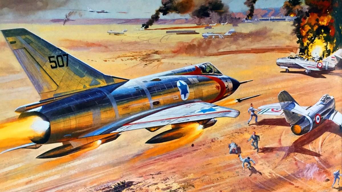 The Arab-Israeli Six Day War