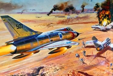 Arab Israeli Six day War