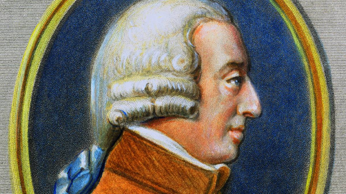 Adam Smith: Father Of Free Market Economics