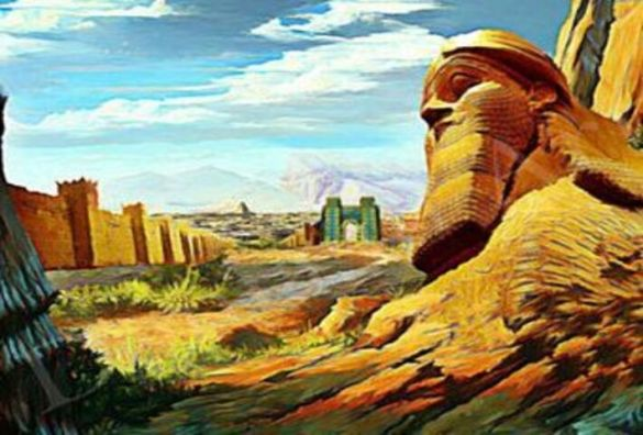 Origins Of Civilization Assyrian Empire