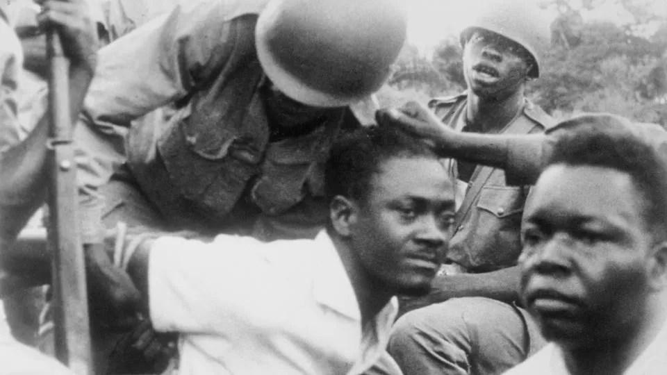 The Assassination Of Patrice Lumumba