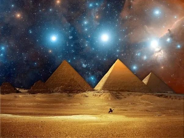 Giza Pyramids Orion Correlation Theory