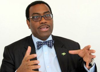 Akinwumi Adesina, président de la Bad. Photo: DR