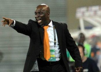 François Zahui, ancien entraîneur de Côte d'Ivoire. Photo: linfodrome