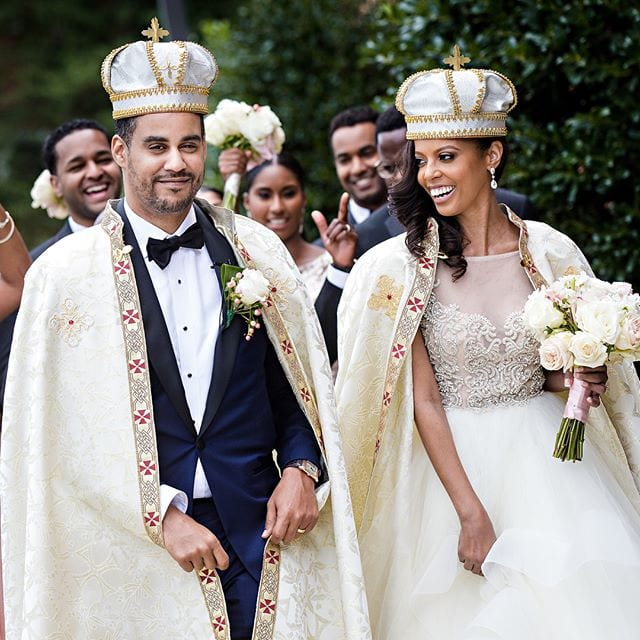 An African American marries a prince met in a discotheque