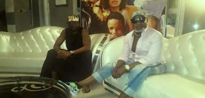Fally-ipupa-visit-Agbada-Koffi-olomide to her-residence-of-mont-flowered