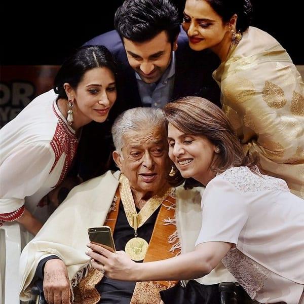 Cinéma: Décès de la légende de Bollywood Shashi Kapoor