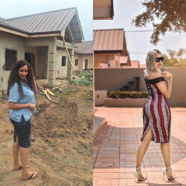 People: Juliet Ibrahim révèle à quel âge elle a acheté sa première maison