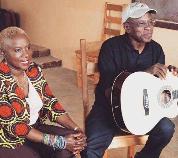 People: la légendaire artiste béninoise Angelique Kidjo en deuil