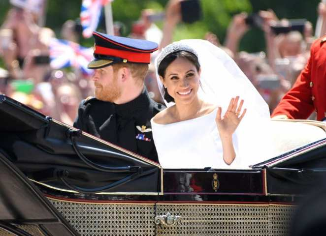 Revelation / Meghan Markle: What Harry said to his makeup artist on the wedding day