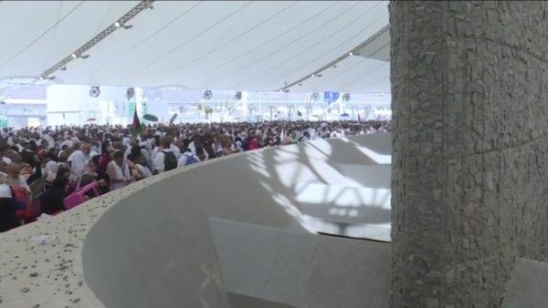 Mecque: 2 millions de personnes lapident le diable