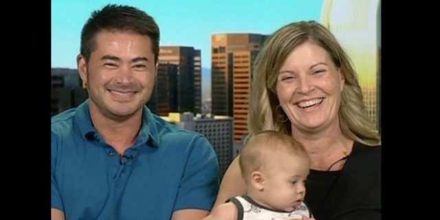 Thomas Beatie, le premier homme enceinte veut avoir un autre enfant (photos)