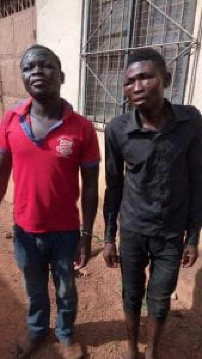 Ghana: Deux étudiants condamnés à mort par pendaison