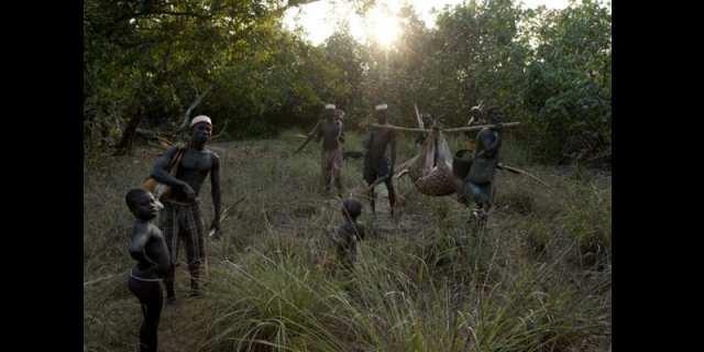 Jarawa: la tribu d'Asie isolée du monde moderne depuis 55000 ans (photos)