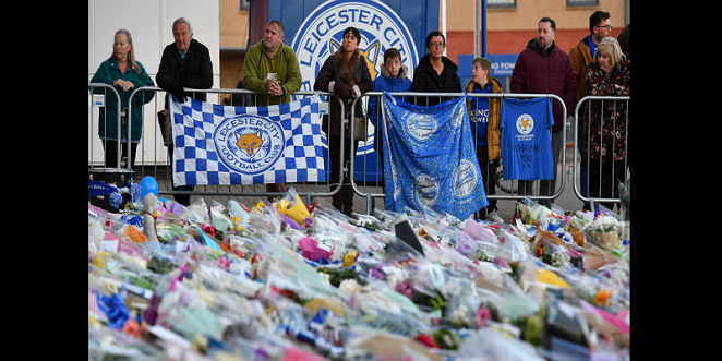 Leicester City: The owner of the club dies in an accident (video)