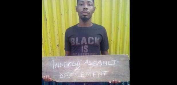 Nigeria: Un togolais arrêté pour viol présumé sur 6 mineures