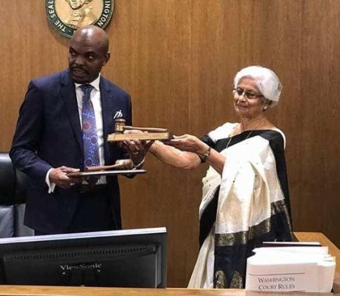 USA: Washington State Appoints Nigerian As Judge
